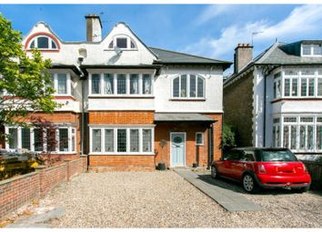 Thumbnail 2 bed flat for sale in 18 Prentis Road, Streatham
