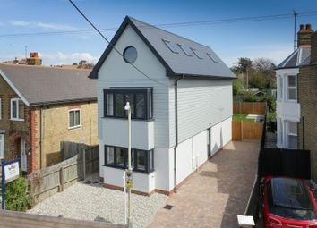 Thumbnail 4 bedroom detached house for sale in Clare Road, Whitstable