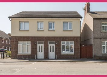 Thumbnail 2 bed semi-detached house for sale in Turner Street, Newport