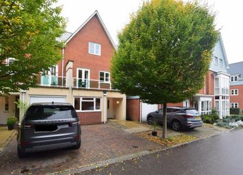 Thumbnail 5 bed town house for sale in Goodworth Road, Redhill, Surrey