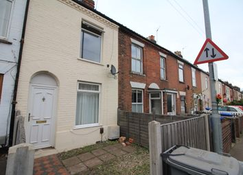 Thumbnail 2 bedroom terraced house to rent in Magpie Road, Norwich