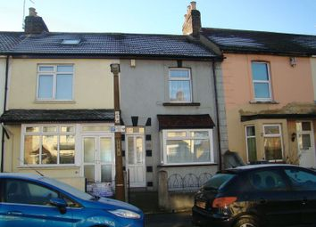 Thumbnail 3 bedroom terraced house to rent in Franklin Road, Gillingham