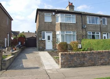 Thumbnail 3 bed property to rent in Watkinson Road, Holmfield, Halifax