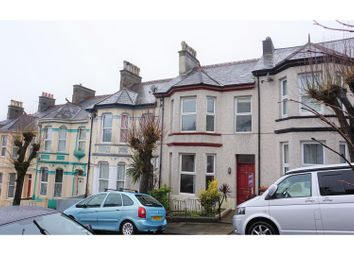 Thumbnail 3 bed town house for sale in Seymour Avenue, Plymouth