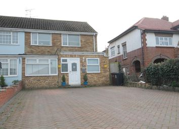 Thumbnail 3 bed semi-detached house for sale in Holland Road, Holland-On-Sea, Clacton-On-Sea