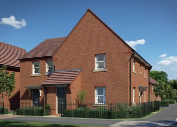 """Thumbnail 1 bedroom semi-detached house for sale in """"Oakley"""" at Vickers Way, Warwick"""