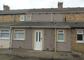Thumbnail 2 bed terraced house for sale in Rosalind Street, Ashington