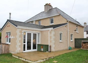 Thumbnail 4 bed semi-detached house for sale in 19 Broomfield Gardens, Stranraer