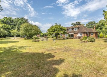 Thumbnail 5 bed detached house for sale in Chobham, Surrey