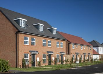 "Thumbnail 4 bed terraced house for sale in ""Rochester I"" at Dymchurch Road, Hythe"