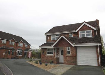 Thumbnail 4 bedroom property for sale in Peacock Hill Close, Grimsargh, Preston