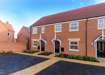 Thumbnail 3 bedroom terraced house for sale in Clover Gardens, Newark, Notts