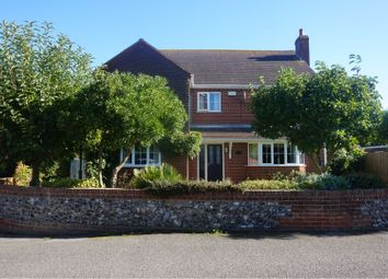Thumbnail 5 bed detached house for sale in The Street, Deal