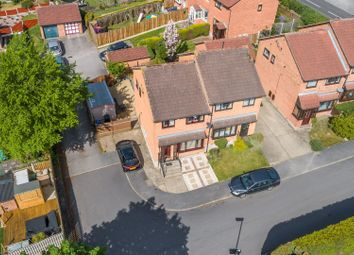 Thumbnail 3 bed semi-detached house for sale in Glenmore Croft, Sheffield