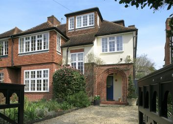 Thumbnail 5 bed semi-detached house for sale in Church Lane, London