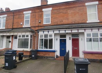 Thumbnail 2 bed terraced house to rent in Sheffield Road, Sutton Coldfield