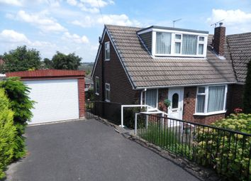Thumbnail 2 bed semi-detached bungalow for sale in Valley Road, Thornhill, Dewsbury, West Yorkshire