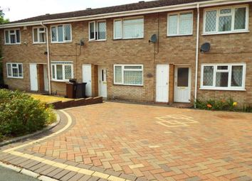 Thumbnail 3 bedroom terraced house for sale in Mitford Drive, Solihull, West Midlands