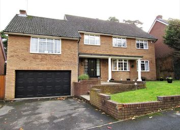 Thumbnail 4 bedroom detached house for sale in Fairway Avenue, Tilehurst, Reading