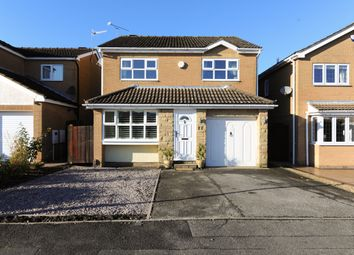 4 bed detached house for sale in Holme Park Avenue, Upper Newbold, Chesterfield S41