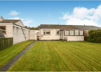 Thumbnail 3 bed semi-detached bungalow for sale in Birchwood, Invergordon