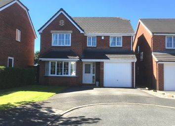 Thumbnail 4 bed detached house for sale in Farleigh Close, Westhoughton