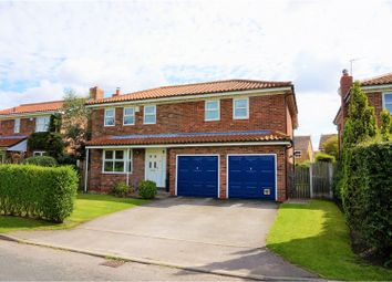 Thumbnail 6 bed detached house for sale in Green Lane, North Duffield, Selby
