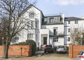 Thumbnail 2 bed flat for sale in Belvedere Hall, The Avenue, London