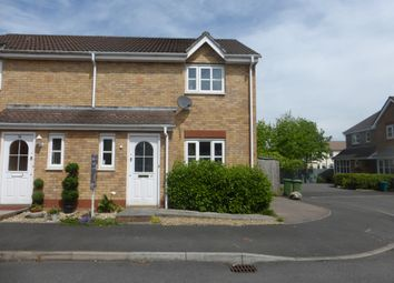 Thumbnail 3 bed semi-detached house for sale in Blackthorn Court, Llanharry, Pontyclun