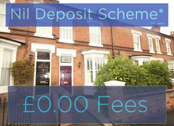 3 bed terraced house to rent in Park Hill Road, Harborne, Birmingham. B17