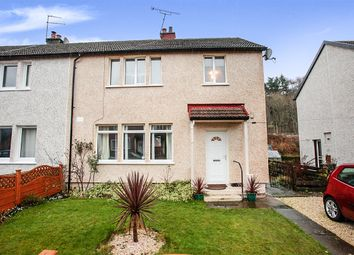 Thumbnail 3 bed terraced house for sale in Ballochan Road, Auldgirth, Dumfries