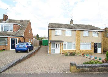 Thumbnail Semi-detached house for sale in Milton Grove, Bletchley, Milton Keynes
