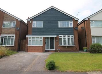 Thumbnail 4 bed detached house for sale in Holly House Drive, Flixton, Urmston, Manchester