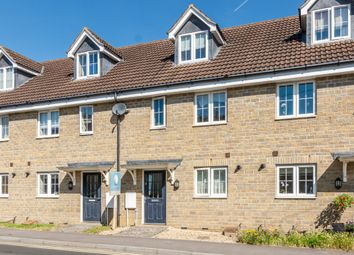 Thumbnail 3 bed terraced house for sale in Basevi Close, Malmesbury