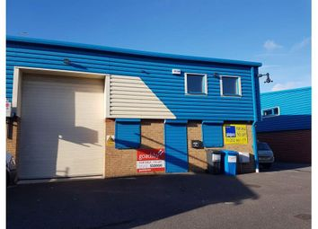 Thumbnail Warehouse for sale in Unit 19 Slader Business Park, Poole
