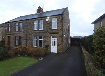 Thumbnail 3 bed semi-detached house for sale in Kaye Lane, Almondbury, Huddersfield