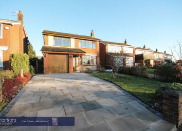 Thumbnail 4 bed detached house for sale in Umberton Road, Over Hulton, Bolton, Lancashire.