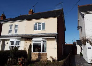 Thumbnail 2 bedroom semi-detached house for sale in Grazeley, Reading, Berkshire