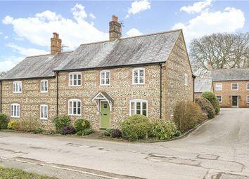 Thumbnail 3 bed semi-detached house for sale in Church Lane, Bradford Peverell, Dorchester, Dorset