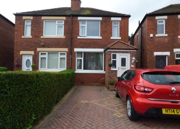 Thumbnail 2 bedroom semi-detached house for sale in Beeston Grove, Stockport