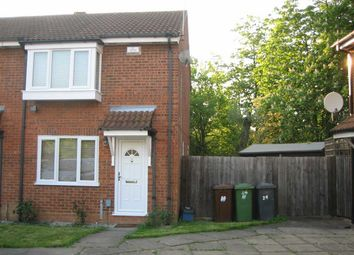 Thumbnail 2 bed terraced house to rent in Bray Close, Borehamwood