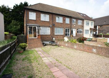 Thumbnail 3 bed end terrace house for sale in Overton Road, Abbey Wood, London