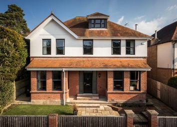Thumbnail 5 bedroom detached house for sale in Eaton Road, Branksome Park, Poole