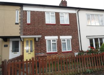 Thumbnail 2 bedroom terraced house to rent in Willesden Avenue, Walton, Peterborough, Cambridgeshire