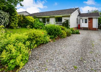 Thumbnail 3 bed semi-detached bungalow for sale in Tulipan Crescent, Callander