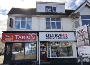 Thumbnail 1 bed flat for sale in Victoria Road West, Thornton-Cleveleys, Lancashire