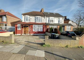 Thumbnail 3 bed semi-detached house for sale in Borden Avenue, Enfield