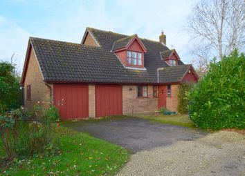Thumbnail 4 bed detached house for sale in Nelson Close, Ashbocking, Ipswich
