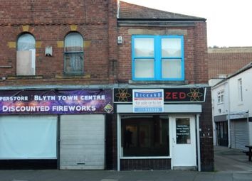 Thumbnail Commercial property for sale in 10 & 10A Bridge Street, Blyth, Northumberland