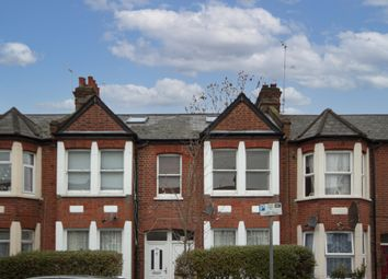Thumbnail 4 bed flat to rent in Sandringham Road, Willesden Green